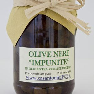 Olive nere impunite